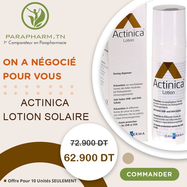 ACTINICA LOTION SOLAIRE