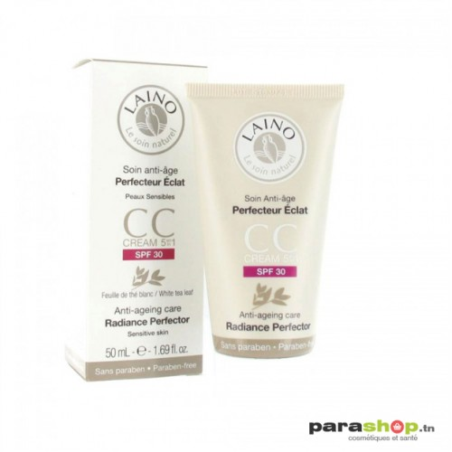 LAINO CC CREAM SOIN ANTI-AGE SPF30 50ML