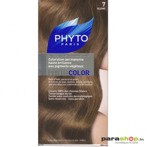 PHYTOCOLOR - COULEUR SOIN 7 BLOND