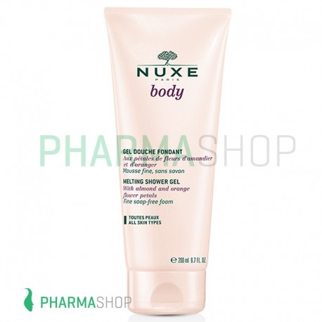 Nuxe Body Gommage Corps Fondant, 200 ml