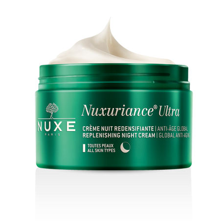 Nuxuriance Ultra Crème de nuit redensfiante anti-âge global - 50 ml