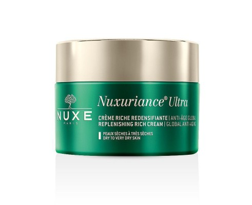 NUXURIANCE ULTRA CRÈME RICHE REDENSIFIANTE ANTI-ÂGE GLOBAL 50 ML