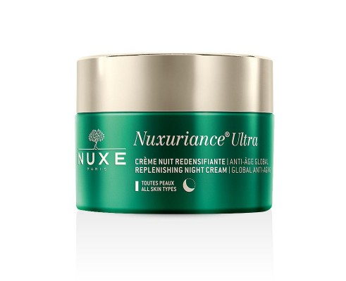 NUXE NUXURIANCE ULTRA CRÈME DE NUIT REDENSFIANTE ANTI-ÂGE GLOBAL  50 ML