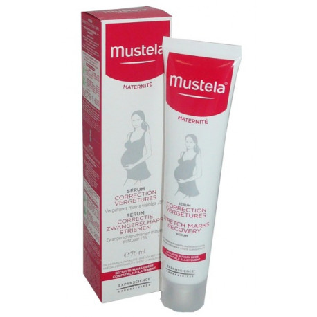 MUSTELA Sérum Correction Vergetures 75 ml