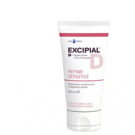EXCIPIAL REPAIR SENSITIVE MAINS - 50 ML