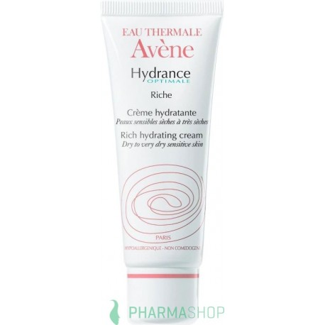 Avene HYDRANCE OPTIMALE Riche, 40ml
