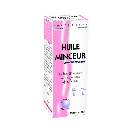 PHYTOTHERA HUILE MINCEUR - 60ML