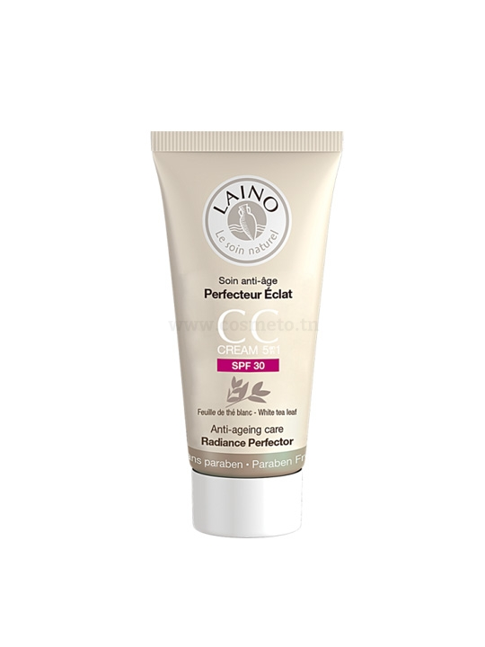 LAINO CC CREAM SOIN ANTI AGE SPF30
