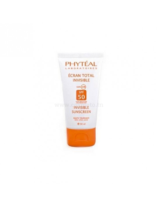 PHYTEAL ECRAN TOTAL INVISBLE SPF50