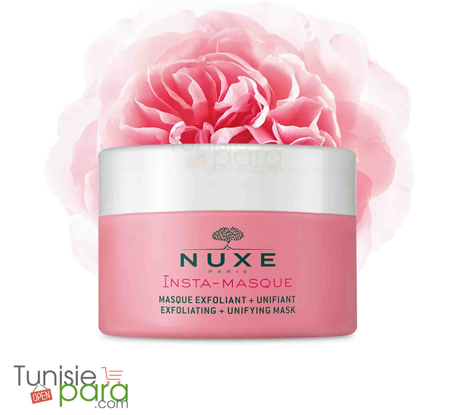 Nuxe Insta-Masque Exfoliant + Unifiant 50ml