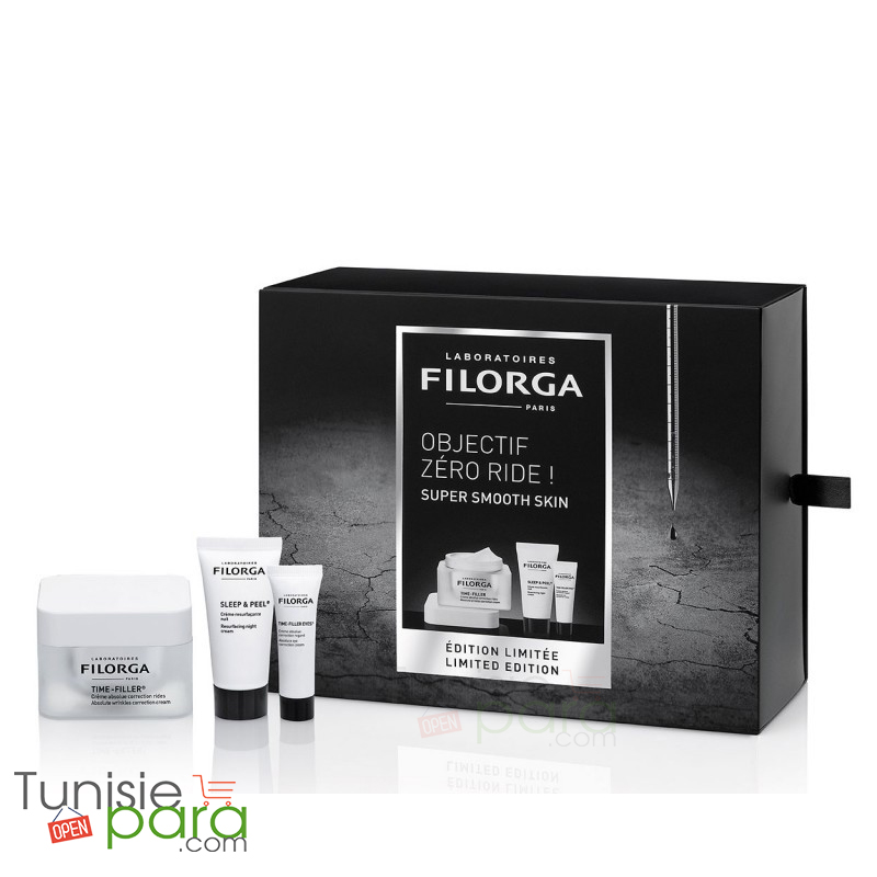 FILORGA COFFRET TIME-FILLER  Anti-Rides