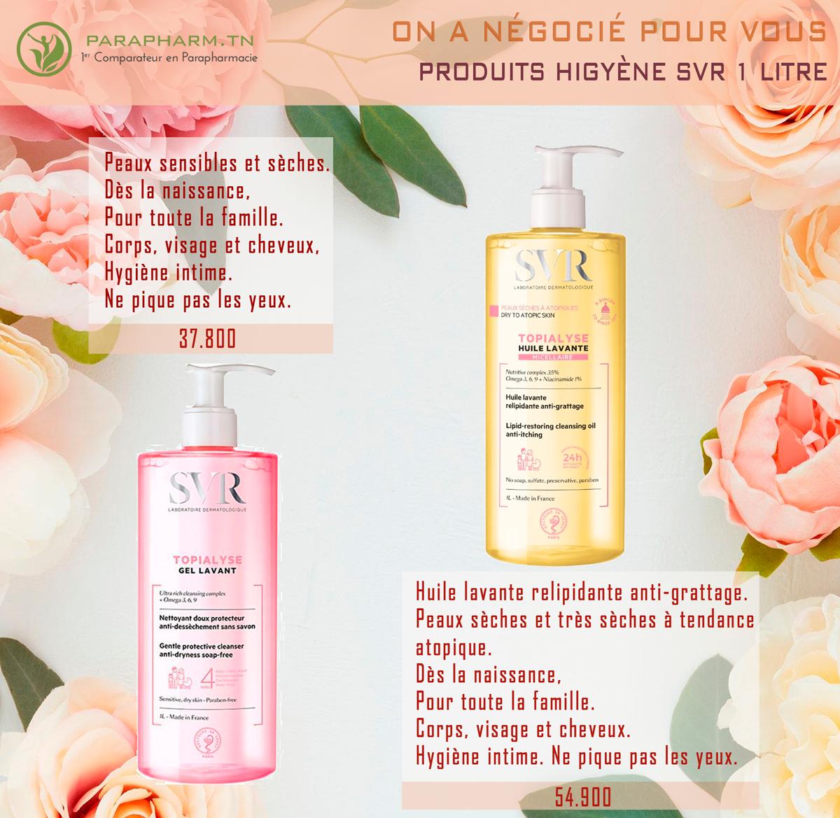Produits Hygiène By SVR